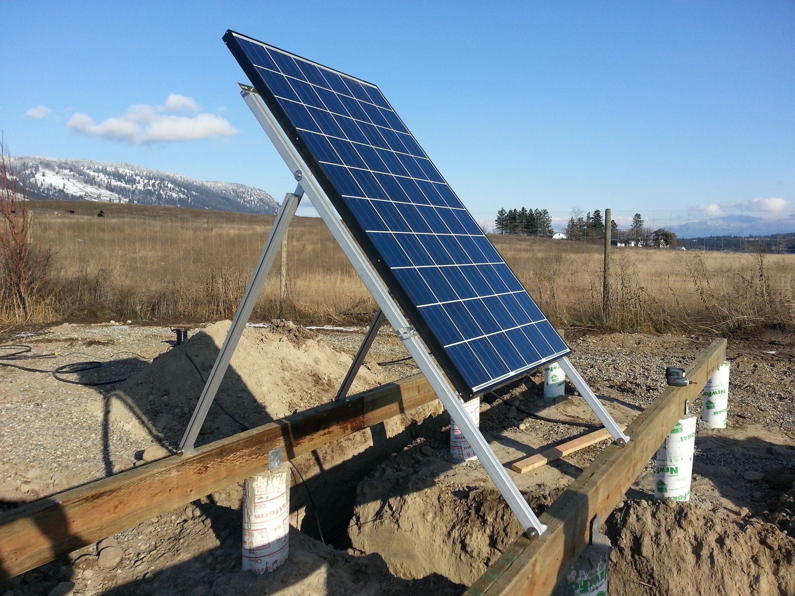 Off Grid or Grid TIe? IPS Integrated Power Systems
