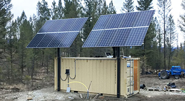 Residential Off-Grid Solar